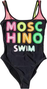 Strój kąpielowy Moschino z nadrukiem