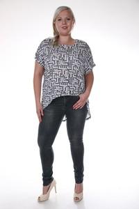 Tunika Fokus w stylu casual