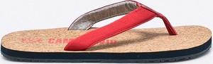 Różowe buty letnie męskie Camp David