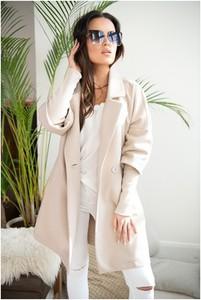 Płaszcz LAVIKA w stylu casual