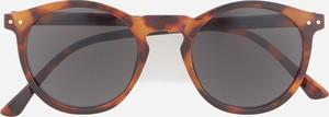 Reserved - Okulary przeciwsłoneczne - Bordowy
