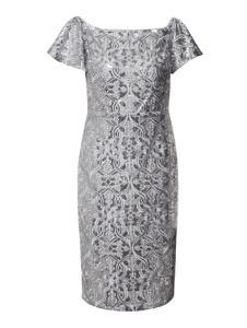 Sukienka Ralph Lauren z krótkim rękawem mini