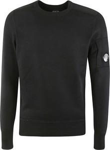 Sweter C.P. Company z okrągłym dekoltem w stylu casual