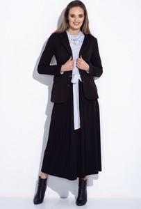 Czarna spódnica Bien Fashion z dzianiny