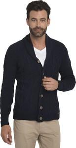 Sweter Sir Raymond Tailor w stylu casual z wełny