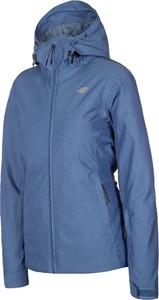 Granatowa kurtka 4F narciarska