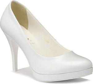 430db27dfccdd buty ślubne na platformie - stylowo i modnie z Allani