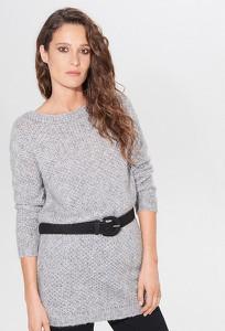 Sweter Mohito w stylu casual z wełny