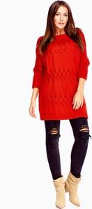 Sweter Oh my goodness w stylu casual