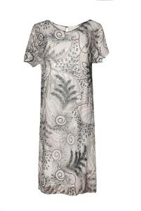 Sukienka TOVA z krótkim rękawem