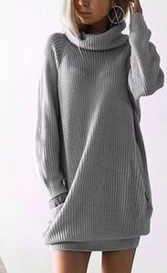 Sukienka Cikelly oversize mini