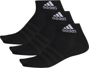 Czarne skarpety Adidas