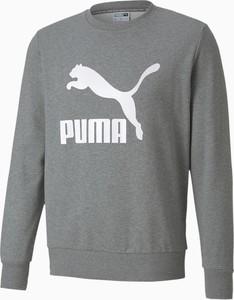 Koszulka z długim rękawem Puma z bawełny w sportowym stylu