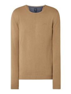Sweter S.Oliver Red Label w stylu casual z bawełny