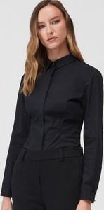 Czarna koszula Mohito