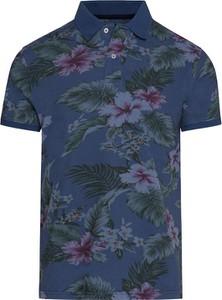 T-shirt Lavard z bawełny z krótkim rękawem