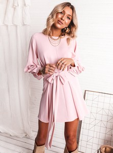 Sukienka SELFIEROOM mini rozkloszowana