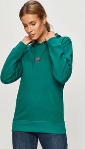 Bluza Helly Hansen w stylu casual z dzianiny krótka