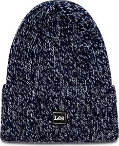 Granatowa czapka Lee