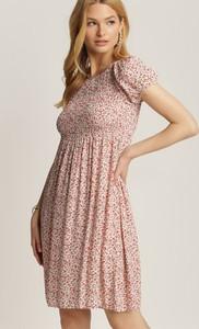Sukienka Renee mini z krótkim rękawem