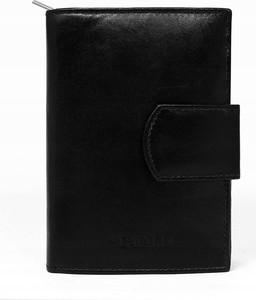 Czarny portfel 4U Cavaldi