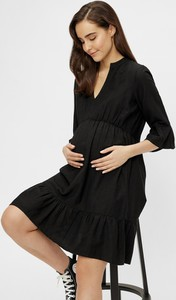 """Mama Licious Sukienka ciążowa """"Chia"""" w kolorze czarnym"""