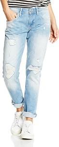 Błękitne jeansy pepe jeans