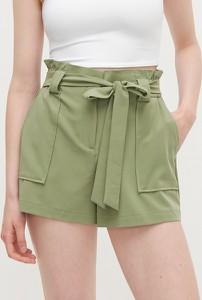 Zielone szorty Reserved w stylu casual