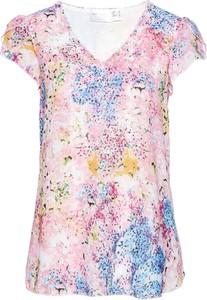 Bonprix bpc selection bluzka bez rękawów, z nadrukiem