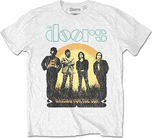 T-shirt Rockoff Trade w młodzieżowym stylu