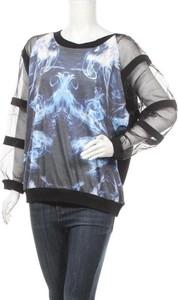Bluzka Jcl z długim rękawem w stylu casual