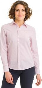 Różowa koszula Galvanni