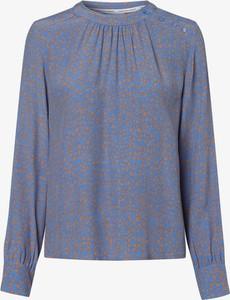 Niebieska bluzka Marc O'Polo DENIM z długim rękawem