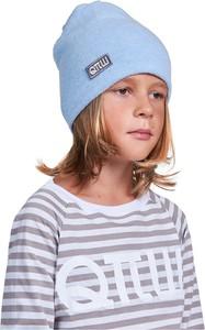 Niebieska czapka Robert Kupisz