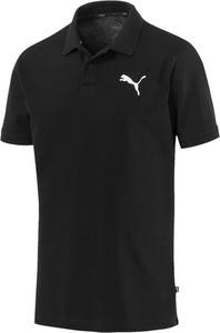 Koszulka polo Puma w sportowym stylu z krótkim rękawem