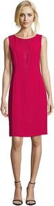 Czerwona sukienka Vera Mont bez rękawów mini