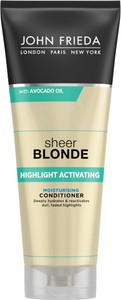 John Frieda Sheer Blonde Highlight Activating Moiusturising Odżywka Nawilżająca 250Ml