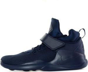 Buty sportowe Nike ze skóry na rzepy