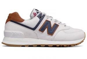 Buty New Balance z płaską podeszwą sznurowane 574