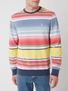 Sweter POLO RALPH LAUREN z bawełny w młodzieżowym stylu