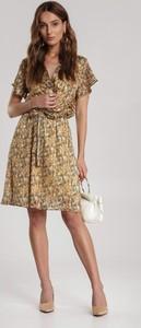 Sukienka Renee z dekoltem w kształcie litery v mini