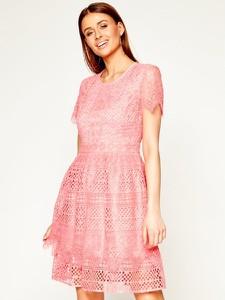 Sukienka Tommy Hilfiger rozkloszowana mini