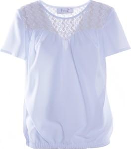 Niebieska bluzka Fokus