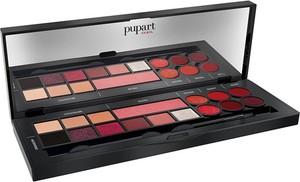 Pupa, Pupart S, zestaw do makijażu, Back To Red, 9.1g