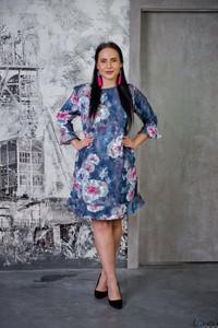 fb267fe5e669 fasony sukienek wizytowych dla puszystych - stylowo i modnie z Allani
