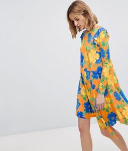 Sukienka Asos Design asymetryczna