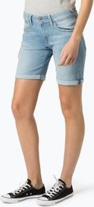 Szorty Pepe Jeans z bawełny