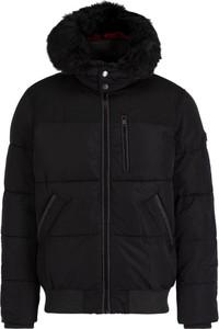 Czarna kurtka Guess w stylu casual