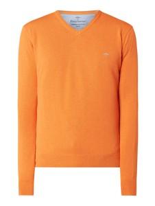 Pomarańczowy sweter Fynch Hatton
