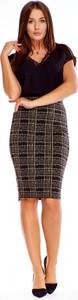 Spódnica Klaudia Styl z tkaniny